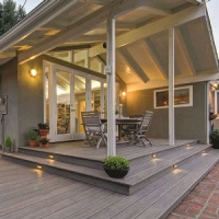 Enclosed Patio Roofing - Buresh Home Solutions