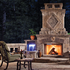 Outdoor Firepits & Fireplaces