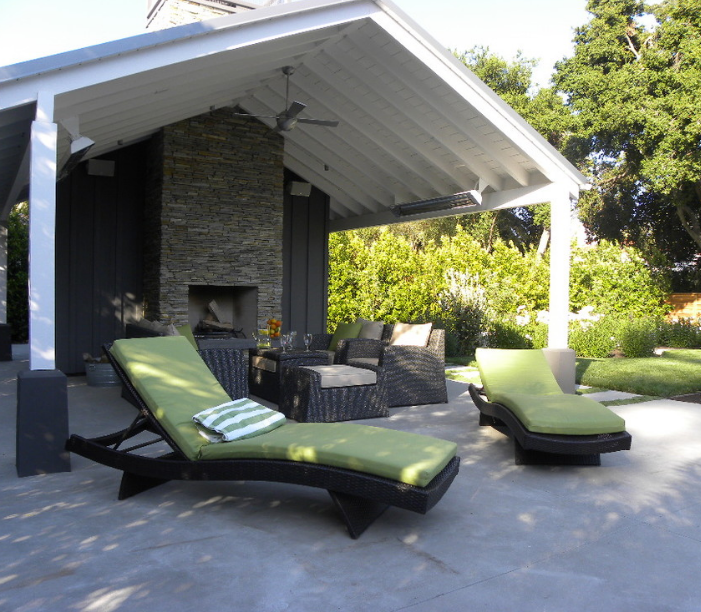 Inspiration For Patio And Deck Covers Courtesy Of Houzz.