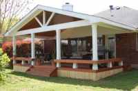 Enclosed Roof for Deck - Buresh Home Solutions