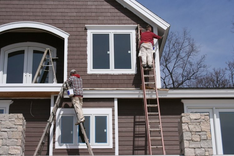 Home Exterior Painting Buresh Home Solutions - Exterior home painting