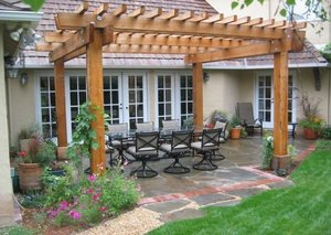 Pergola by Buresh Home Solutions