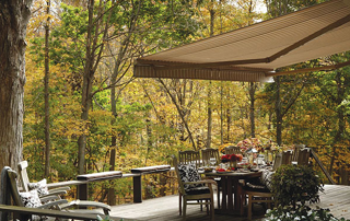 Awning Sun Shades by Eclipse