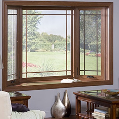 View our vinyl window options for your home