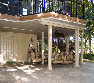 Rain Out Underdecking Buresh Home Solutions