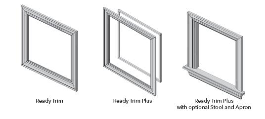 Pella Pre Finished Window Trim Buresh Home Solutions