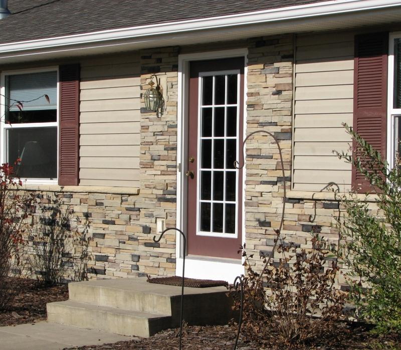 Stack N Tack 174 Stone Siding Buresh Home Solutions