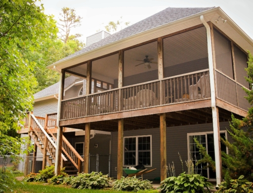 Why Deck Refinishing is a Smart Financial Move