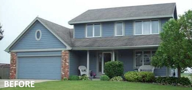 Siding Replacement Des Moines Iowa Buresh Home Solutions
